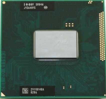 Процессор Intel Core i5-2430M (2400MHz)