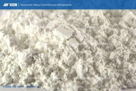 Микрокальцит, мрамор молотый от URALZSM