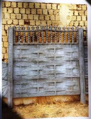 продам срочно декоративные железобетонные заборы в г. Ташкент Фото 2