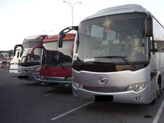 Заказ автобуса в Краснодаре крае-на море в горы ВА