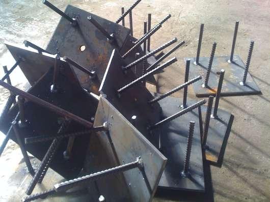 Изготовление металлоконструкций в Туле Фото 5