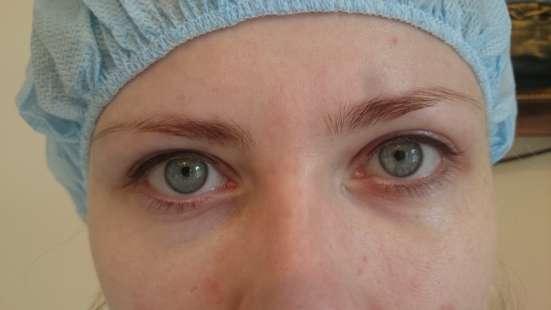 Перманентный макияж(татуаж) Брови волосковый метод 2714077