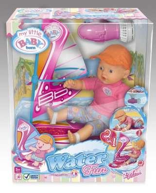 Новая кукла-серфер