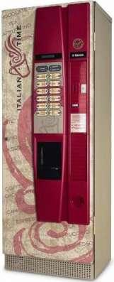Продажа кофейных автоматов в Иркутске