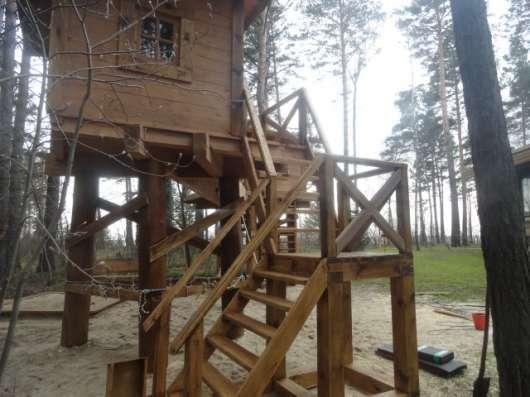детская игровая площадка в Новосибирске Фото 2