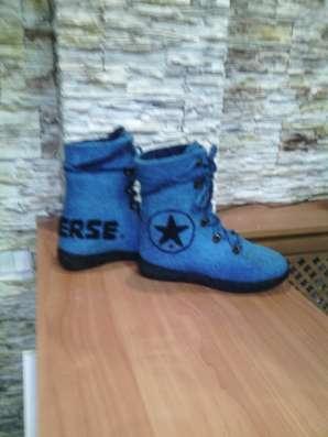 ботинки валяные в Екатеринбурге Фото 1