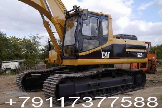 Запасные части экскаваторов Caterpillar 325 и 329