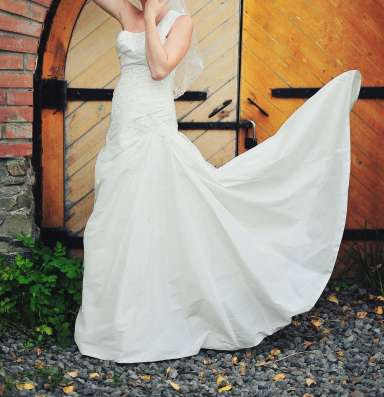 Шикарное свадебное платье Испания в Новокузнецке Фото 2