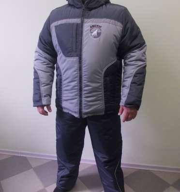 Зимний прогулочный костюм