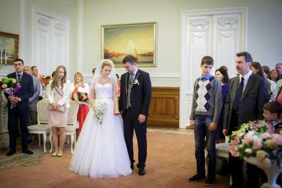 Свадебное платье в Санкт-Петербурге Фото 3