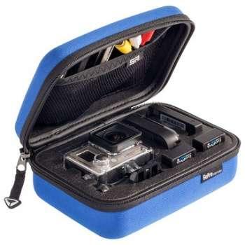 Футляр для камеры GoPro Telesin синий