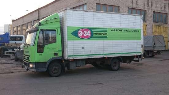 Грузоперевозки в Москве Фото 3