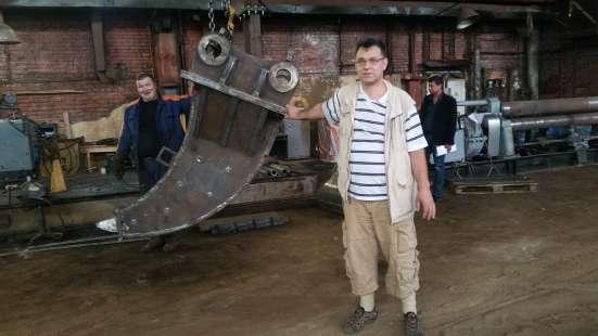 Клык-рыхлитель сдаем в аренду в Москве Фото 1
