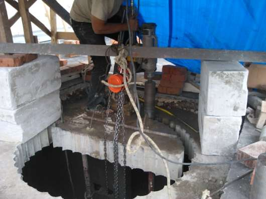 Алмазная резка бетона в Туле Фото 3
