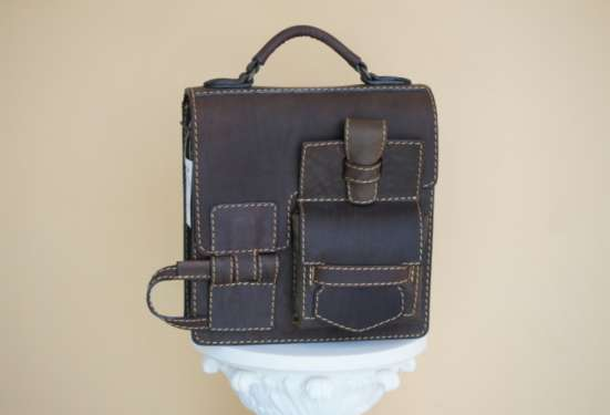 Самые необычные сумки и рюкзаки из кожи. Доставка Бесплатно!
