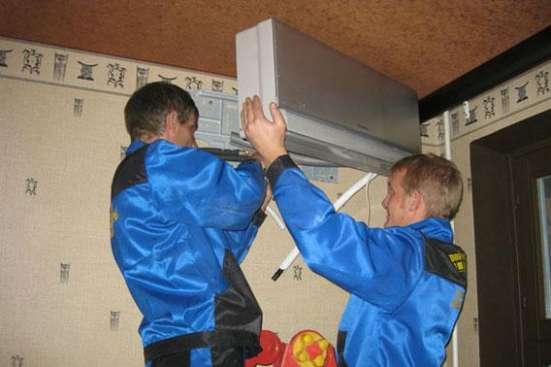 Установка сплит-систем в Новороссийске и пригороде. Фото 3