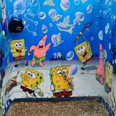 аттракцион пузырьболл в Геленджике Фото 3
