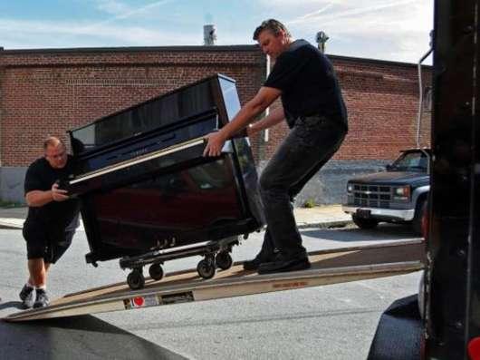 перевозка пианино в Краснодаре Фото 1