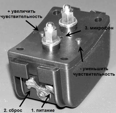 Аккумуляторный антилай, модель BT-6