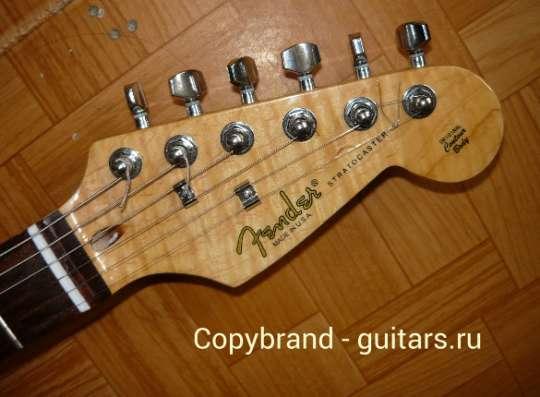 Гриф Fender Strat