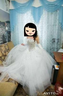 свадебное платье в Екатеринбурге Фото 2