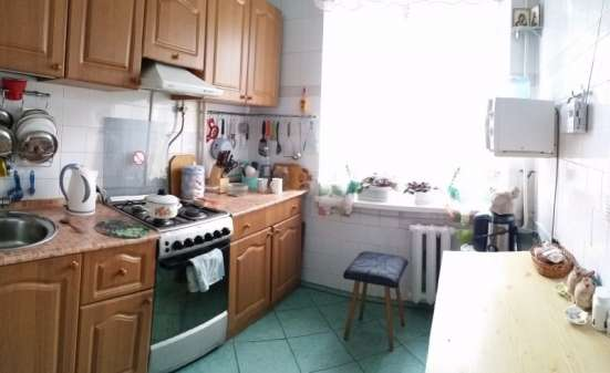 4-х комнатная квартира в центре
