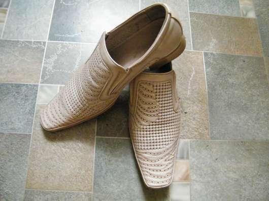 туфли кремового цвета