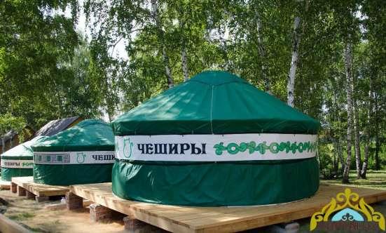 Юрты для города и поселка, Чумы для леса, тундры и тайги... в Москве Фото 4