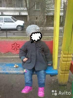 Продам пальто НМ и беретик НМ