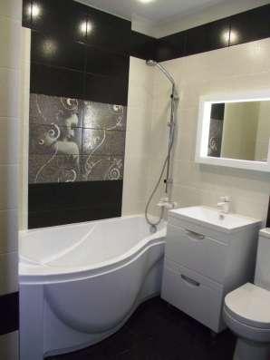 Ремонт ванных комнат в Омске. Без посредников