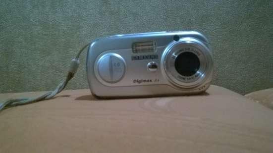 Продаю цифровой фотоаппарат samsung digimax a4