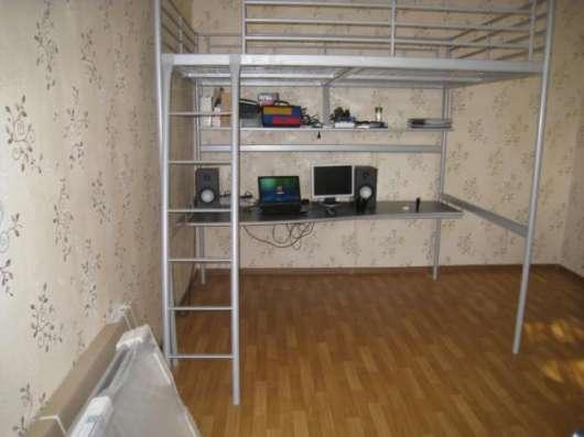 Кровать-чердак Икеа в Новосибирске Фото 2