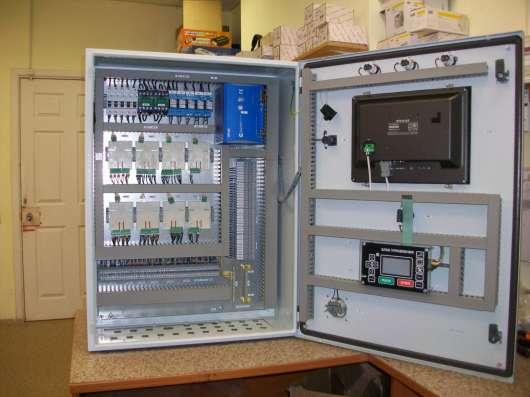 Сборка электро щитов НКУ, КИПиА, автоматики.