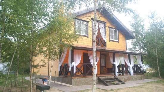 загородный дом на Горьковском вдхр
