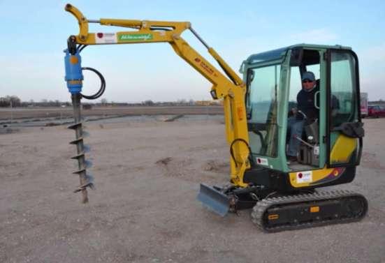 Гидравлическое буровое оборудование Drd-4 (Англия) на мини-э