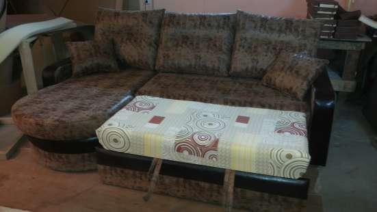 диван угловой новый