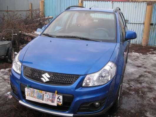 Продам автомобиль Suzuki SX4