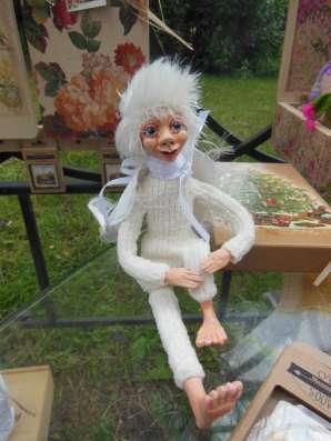 Кукла Ангел Добролюб в Москве Фото 3