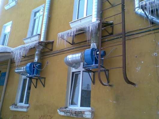 Проверка эффективности систем вентиляции. Паспорта