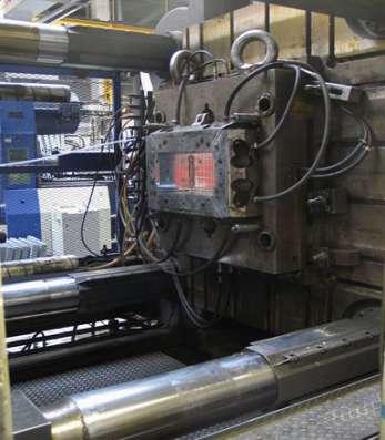 Термопластавтомат LG(Ю.Корея), 1300 тонн,б/у