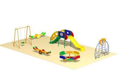 Детское игровое спортивное оборудование в Чебоксарах Фото 1