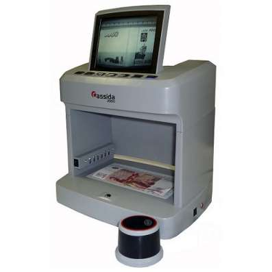 Детектор валют Cassida 2300 D