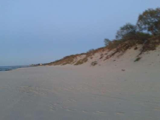Участки на берегу моря