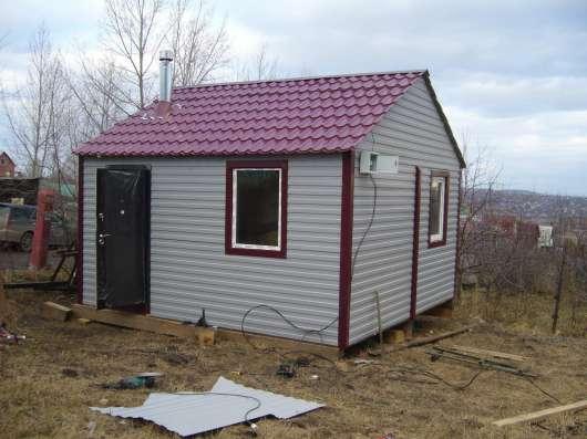 Продам мобильный домик 23м2. Не требует фундамента