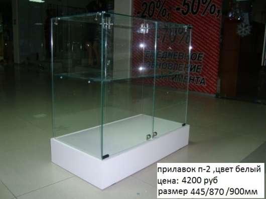 витрины стеклянные в Москве Фото 5