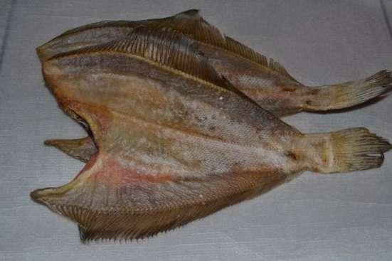 Свежемороженая рыба сухой заморозки из Мурманска
