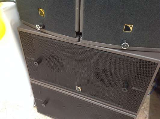L-acoustics arcs 1 для райдеров в Москве Фото 2