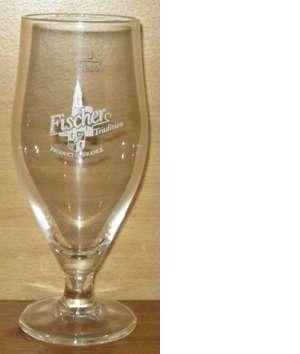 Брендированные бокалы для пива Fischer ( Фишер ) 0.5 литра