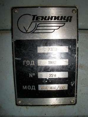 Продам со склада в Челябинске термопластавтомат ТПА 400/100