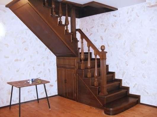 Кованные изделия. Деревянные лестницы в г. Астана Фото 4